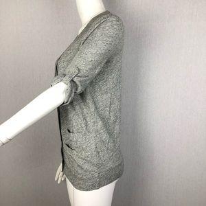 J. Crew Sweaters - J. Crew Gray Button Up Cardigan Size XS